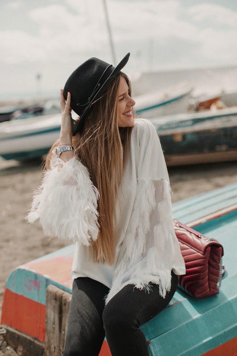 Natalia Coll blogger malaga