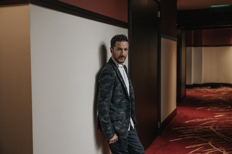 Oscar madrazo - retrato de moda