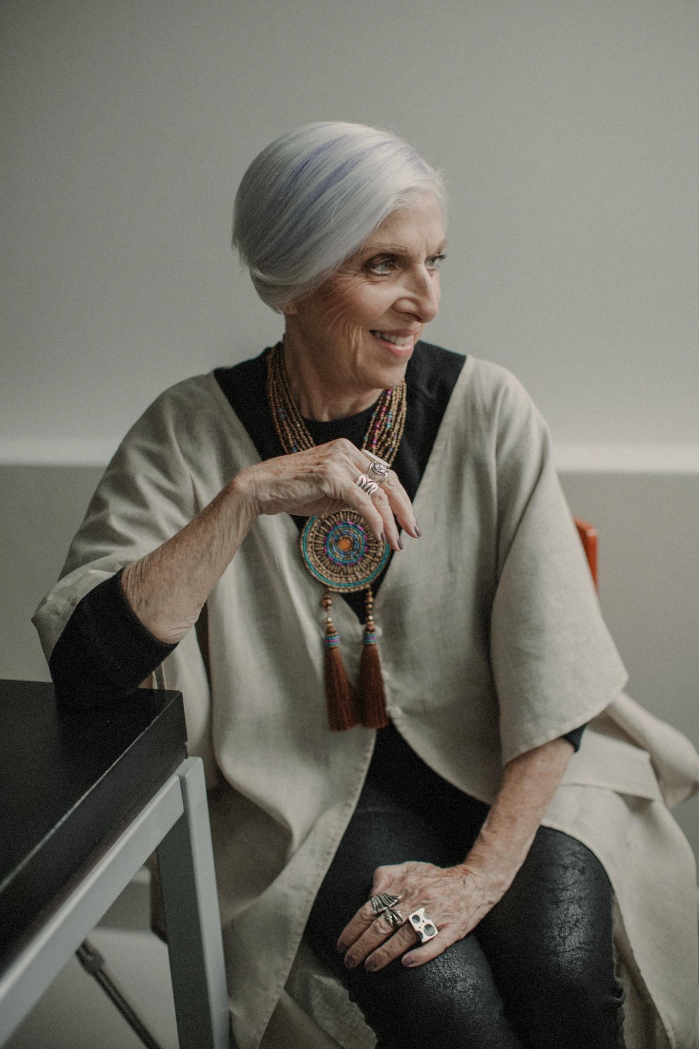 Anna Fusoni - principal networker de la moda 2