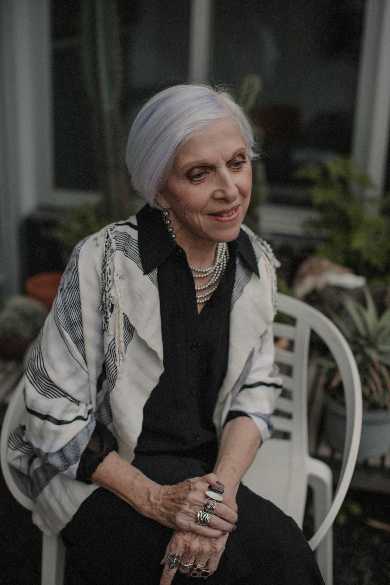 Anna Fusoni - principal networker de la moda 5