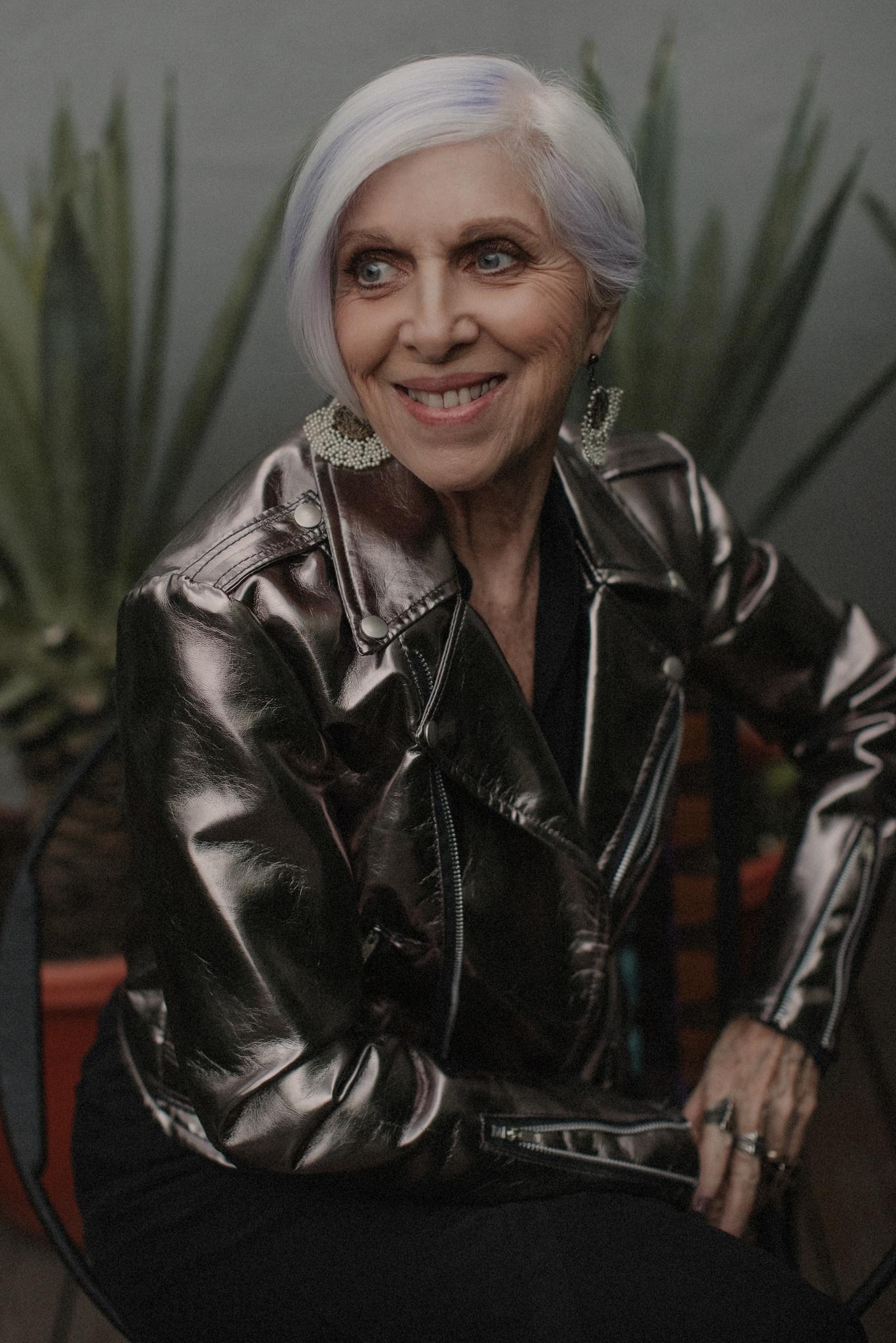 Anna Fusoni - una vida dedicada a la moda