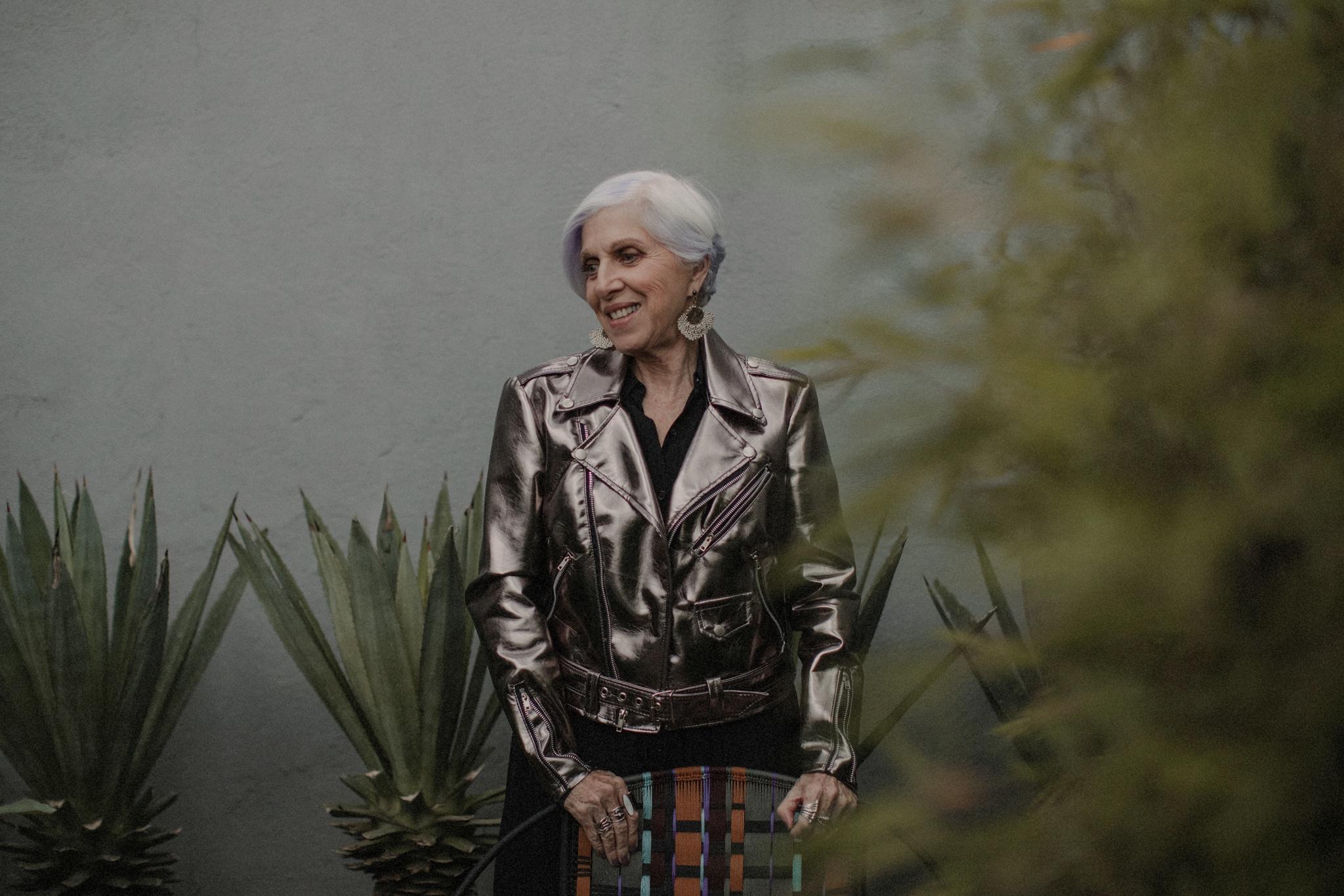 Anna Fusoni - influyente en el mundo de la moda